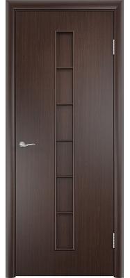 Дверь Verda ПГ С12 Венге