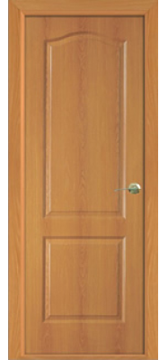 Дверь Классика ДГ Миланский орех