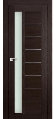 Дверь 37X Венге Мелинга Стекло Матовое