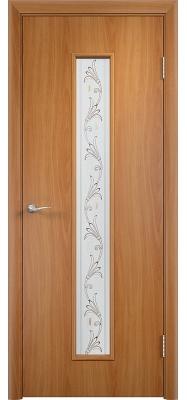 Дверь Verda ПО С21(х) Вьюн Миланский орех