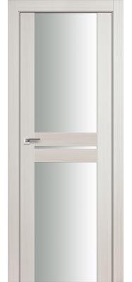 Дверь 10X ЭшВайт Мелинга Белый триплекс